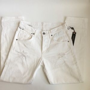 Citizens Of Humanity Jeans - Citizens of Humanity Dylan Distressed Boy Jean 24